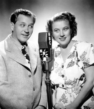 Fibber McGee & Molly (Jim & Marian Jordan) (1)